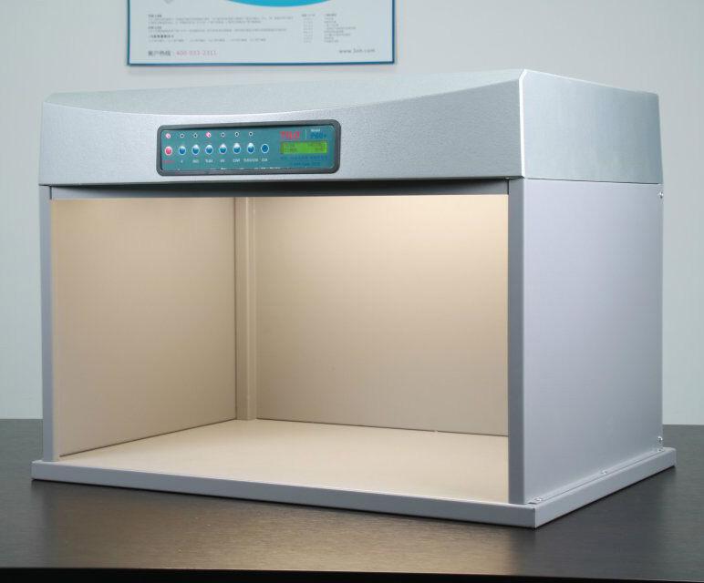 特质金属标准光源对色灯箱T60+S